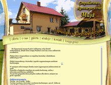 Tablet Preview of agro-maja.pl